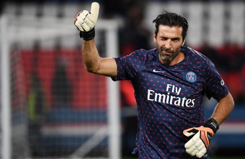 "Buffon ""Barselona""da?"