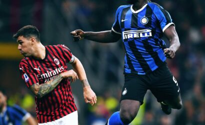 """Milan"" – ""İnter"" 0:2 VİDEO"