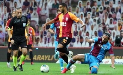 """Qalatasaray"" – ""Trabzonspor"" 1:3 – video"